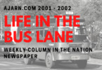 Columns from The Nation newspaper