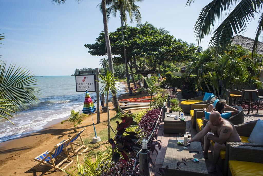 Beachfront at Serenity Resort