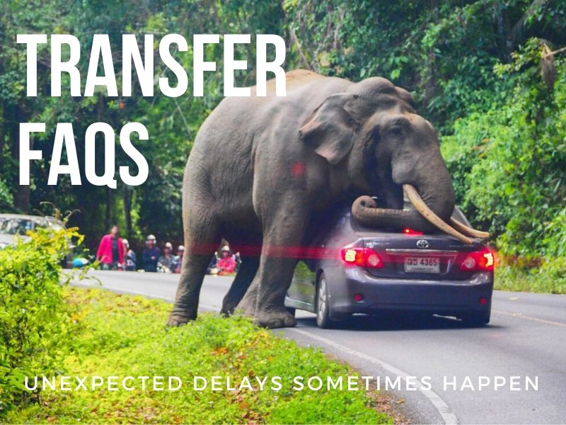 FAQs for transfers to Koh Chang