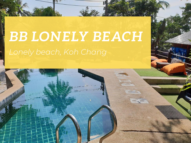 BB Lonely Beach, Koh Chang
