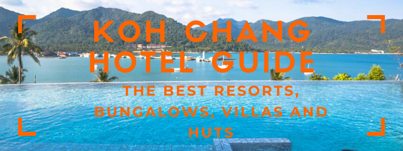 The best places to stay on Koh Chang