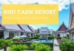 Bhu Tarn Resort, Klong Prao beach, Koh Chang