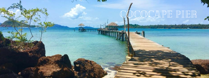 Cococape pier