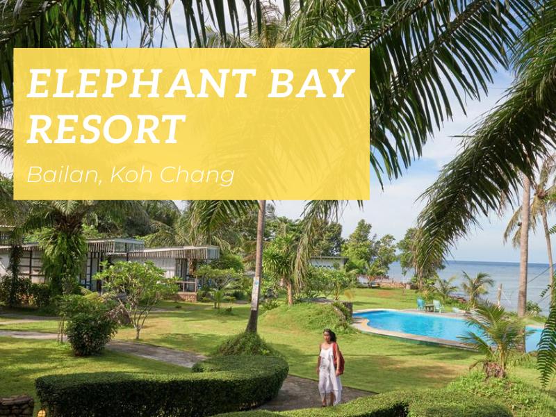Elephant Bay Resort, Bailan, Koh Chang
