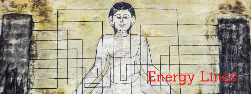 Energy Lines in Traditional Thai Massage