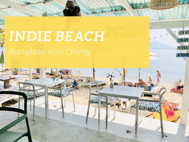 Indie Beach, Hat Sai Noi beach, Koh Chang