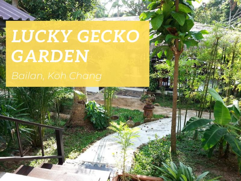 Lucky Gecko Garden, Bailan, Koh Chang