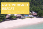 Nature Beach Resort, Lonely beach, Koh Chang