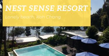 Nest Sense Resort, Lonely Beach, Koh Chang