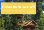 Oasis Bungalows, Lonely beach