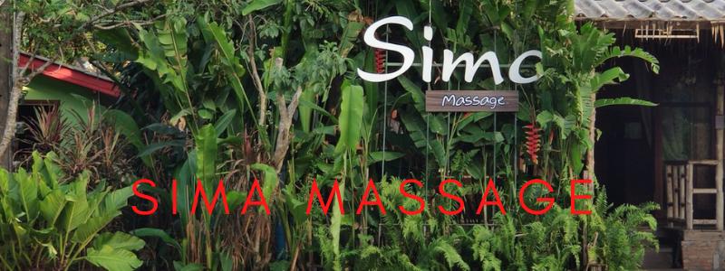 Sima Massage, Klong Prao
