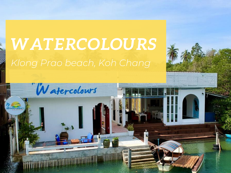 Watercolours, Klong Prao beach, Koh Chang