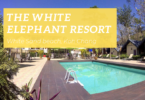 White Elephant Resort, White Sand beach, Koh Chang