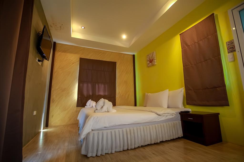 Room interior at Feel@Chill Resort, Klong Son