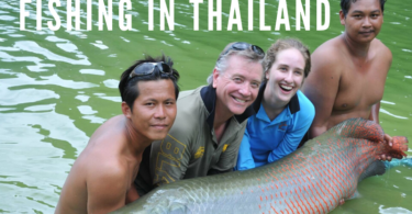 Fishing tours in Thailand