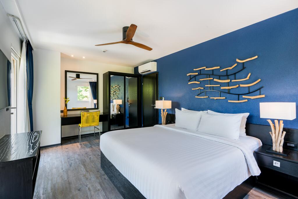 Room interior at Marina Sands Resort, Koh Chang