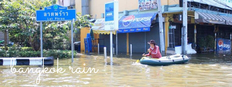 Floods in Bangkok