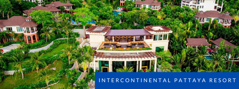 Overview of Intercontinental Pattaya