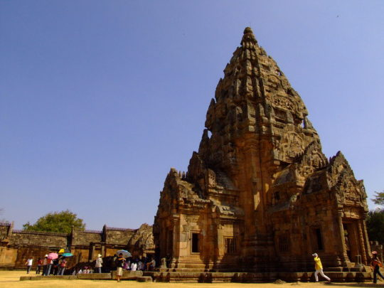 Phnom rung Temple
