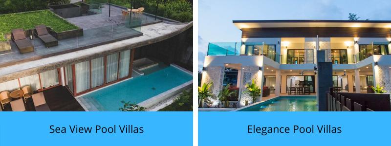 Sea View - Elegance Villas on Koh Chang