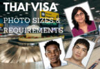 Thailand Visa Photo Requirements