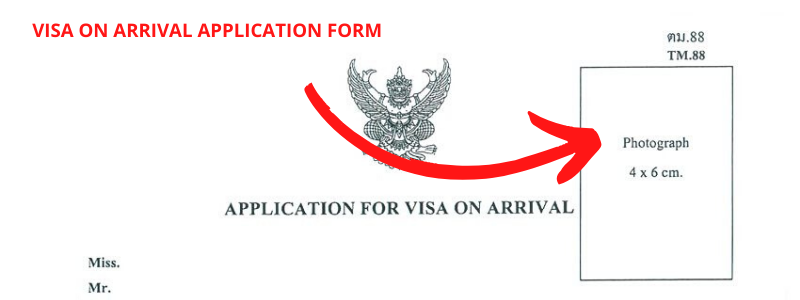 Thailand Visa Photo Sizes And Requirements For 2020 2021