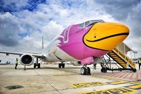 Nok Air plane