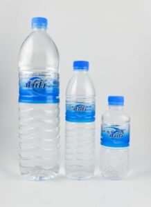Bangkok Waterworks Authority own brand of bottled water
