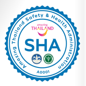 Amazing Thailand Safety and health certificate sticker