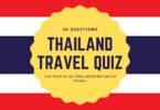 Thailand Travel Quiz
