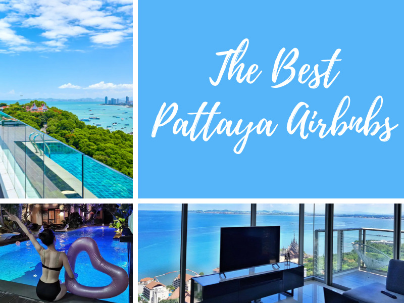Photos of views from the Best Pattaya Airbnbs