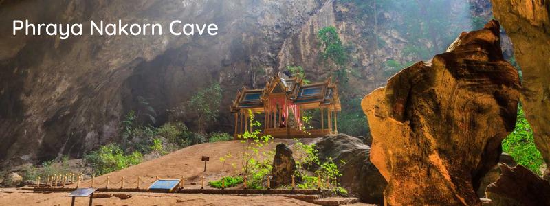 Phraya Nakorn Cave, Sam Roi Yot National Park