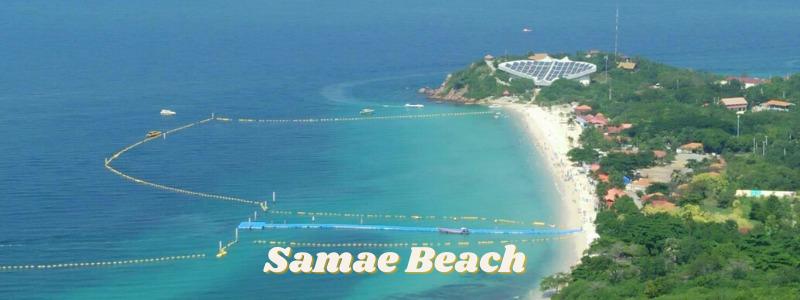 Samae beach Koh Larn