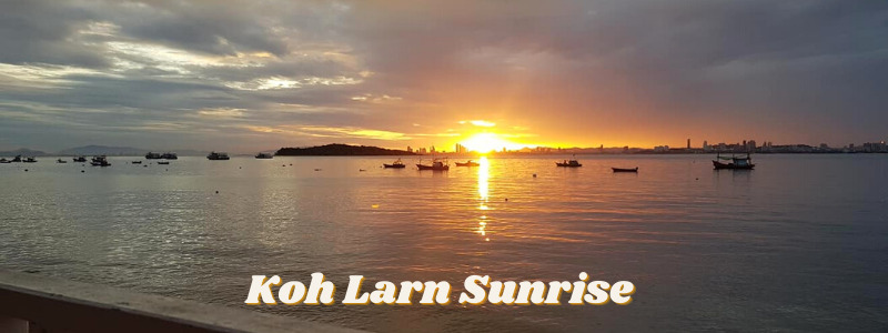 Koh Larn Sunrise