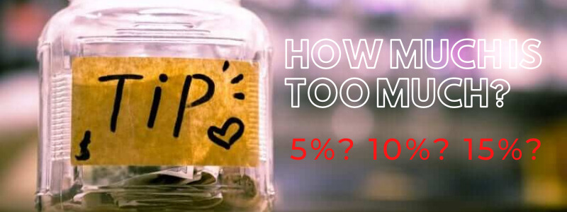 How much to tip in Thailand?