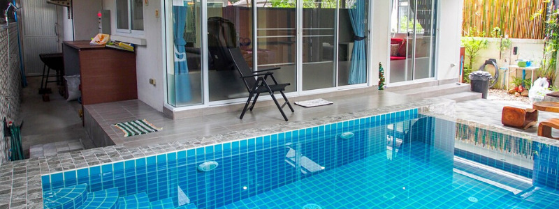 chaya pool villa samui