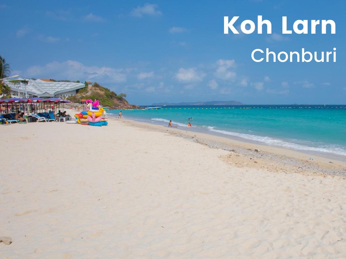 Koh Larn, Coral Island