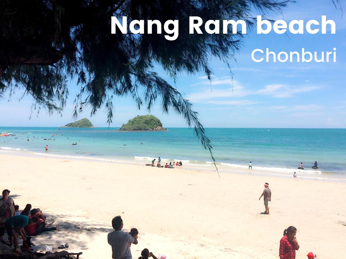 Nang Ram beach Sattahip