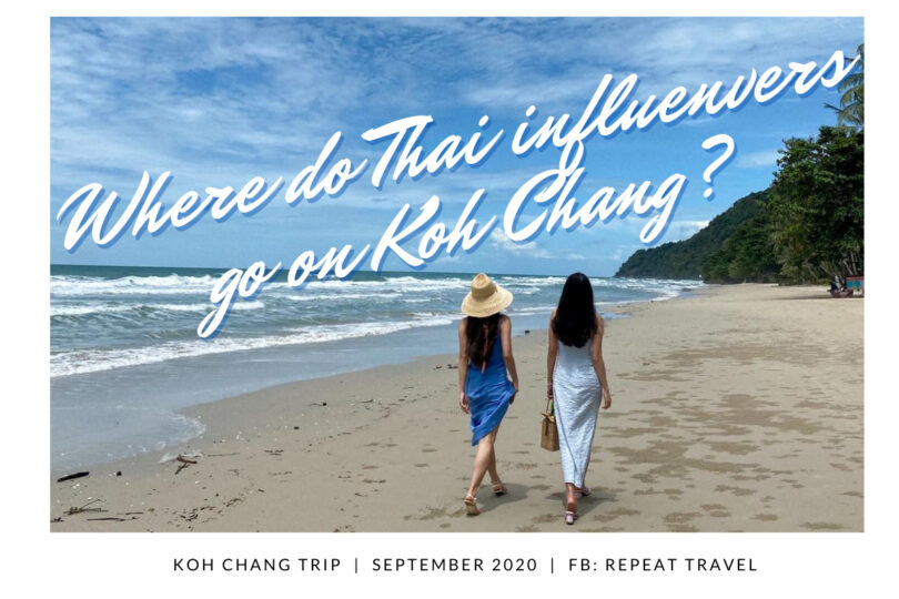 thai travel influencers