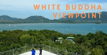 White Buddha Viewpoint, Salakphet